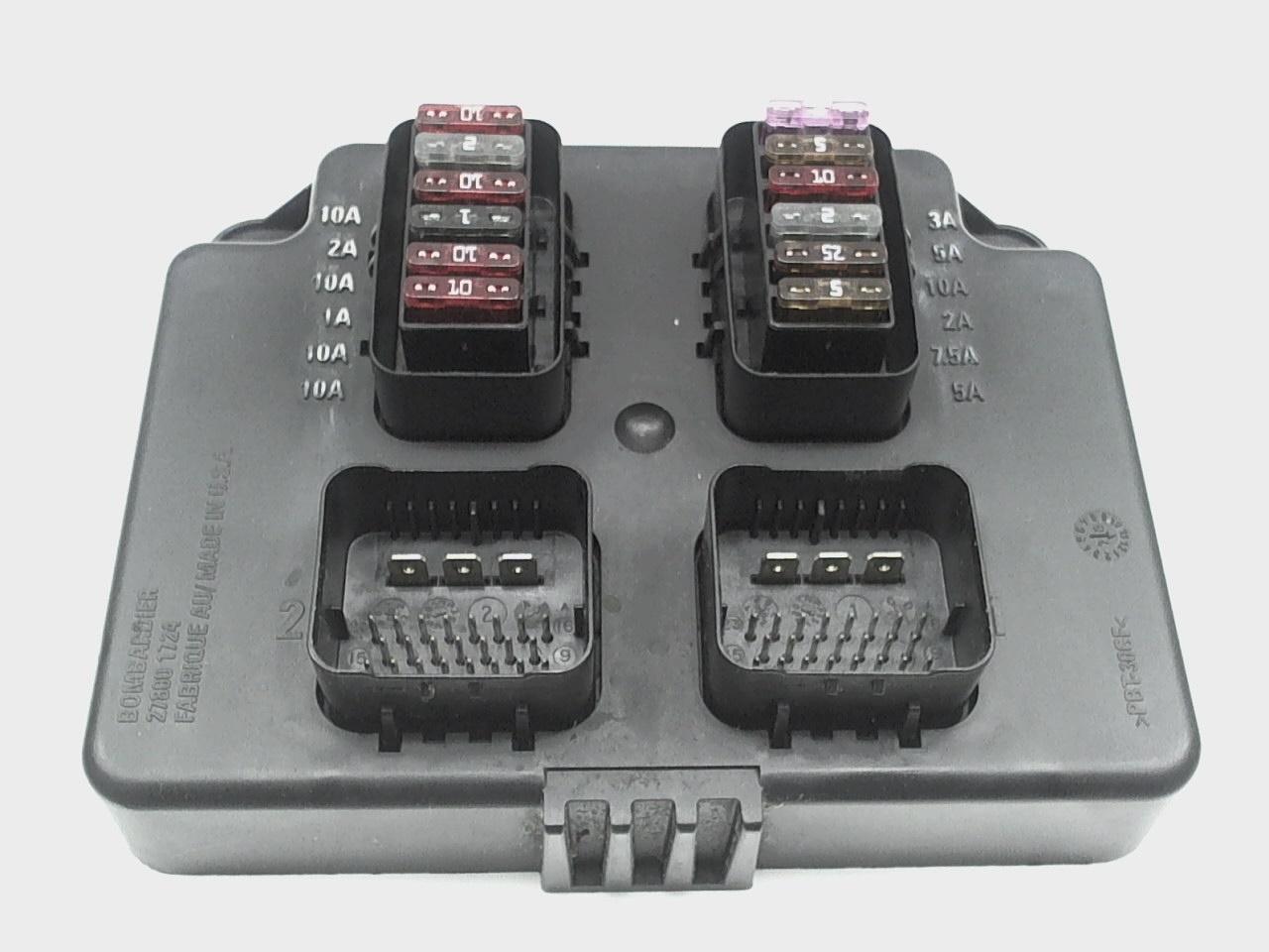 2005 2006 seadoo gtx rxp rxt gti 4 tec pwc program module fuse box ecu mpem ebay